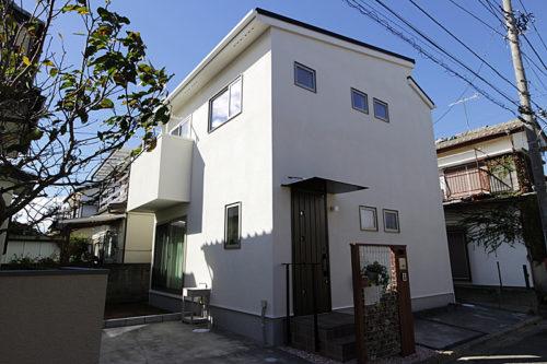 ZEHのお家コンパクトハウス
