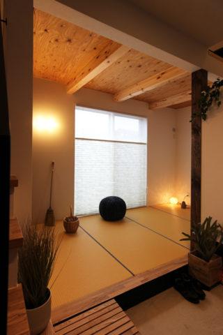 和室・天井