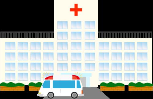 ウイルスクリーンは病院の窓ガラスなどに利用されます